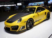 Тюнинг Porsche 911 2012 от TechArt