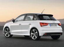 Российские цены на пятидверную Audi A1 Sportback