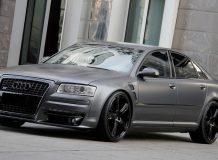 Фото Audi S8 Superior Grey Edition