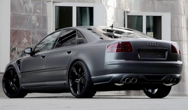 Audi S8 Grey Edition от ателье Anderson Germany