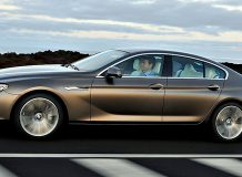 BMW представила 6-Series Gran Coupe 2013