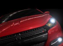 Тизеры нового Dodge Dart