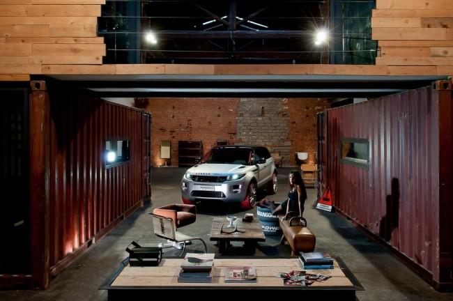Range Rover Evoque HFI-R от компании Marangoni