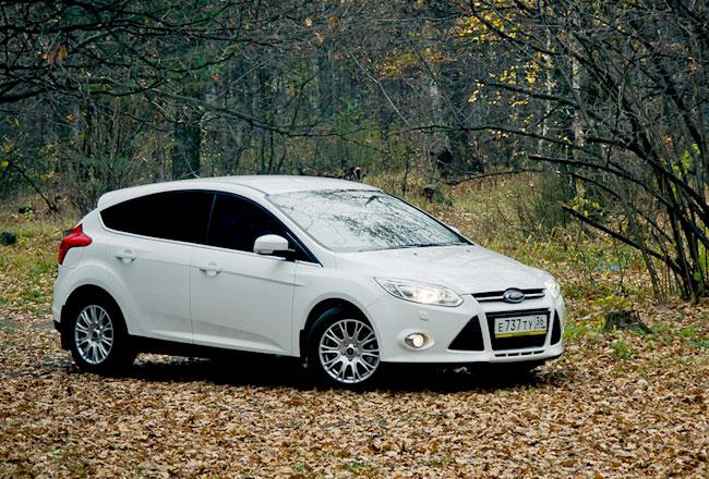 В январе 2012 года Focus III подорожает на 30 000 рублей