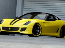 Тюнинг Ferrari 599 GTO фото