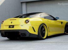 Тюнинг Феррари 599 GTO от Wheelsandmore