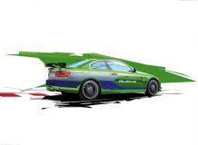 Alpina представила купе B3 GT3 2012