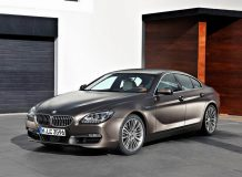 Фото BMW 6-Series Gran Coupe (F06)