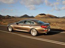BMW представила Gran Coupe на базе 6-серии