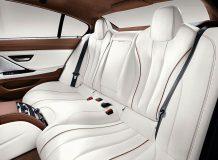 Интерьер BMW Gran Coupe фото