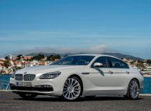 BMW 6-серии в кузове Gran Coupe
