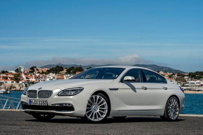 BMW 6-Series Gran Coupe (F06)