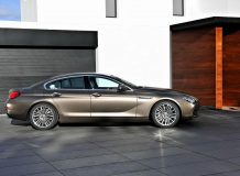 Фото BMW 6 Gran Coupe 2014