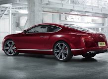 Новый Bentley Continental GT V8