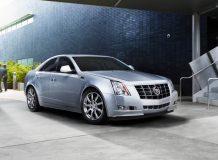 Cadillac CTS 2012 с пакетом Touring фото