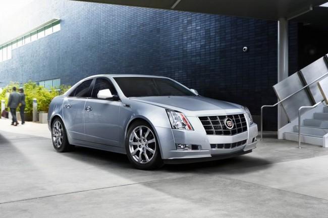 Cadillac CTS 2012 получил пакет Touring