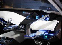 Фото салона Honda AC-X Concept