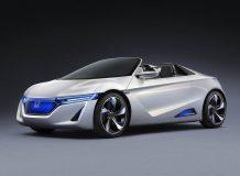 Фото Honda EV-STER Concept