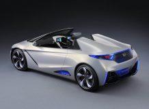 Honda представила в Токио EV-STER
