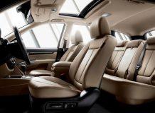 Интерьер Hyundai Santa Fe 2