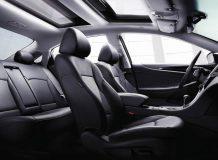 Интерьер Hyundai Sonata YF
