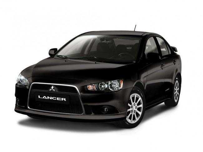 Обновленный Mitsubishi Lancer 2012 года