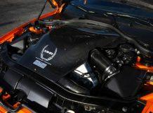 4,4-литровый V8 под капотом M3 E92 фото