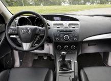 Фото салона новой Mazda 3