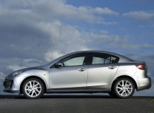 2012 Mazda 3 седан фото