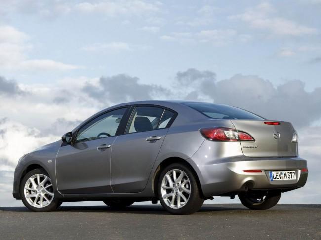 Mazda 3 2012 фото