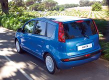 Nissan Note 2007 фото