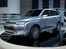 Фото Mitsubishi Concept PX-MiEV II