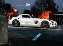 Фото Mercedes SLS AMG Eagle Eye