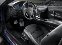 Фото салона Maserati GranTurismo S Limited Edition
