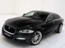 Фото тюнинг Jaguar XJ от Startech