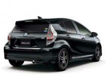 Обвес для Toyota Prius C фото