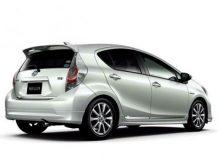 Тюнинг Toyota Aqua фото