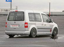 Тюнинговый VW Caddy от MR Car Design