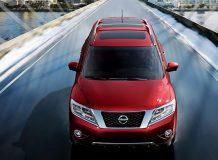 Новый Nissan Pathfinder 2012