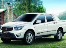 Фото SsangYong Actyon Sports 2017