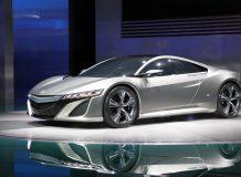 Acura NSX Concept в Детройте
