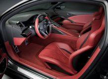 Салон Acura NSX Concept фото
