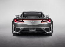Acura NSX Concept фото
