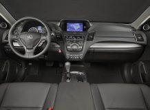 Салон Acura RDX 2