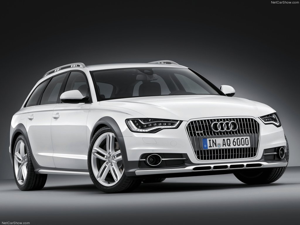Audi A6 Allroad quattro (C7)