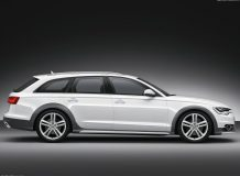 Фото Audi A6 Allroad Quattro 2014