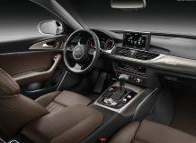 Фото салона Audi A6 Allroad (C7)
