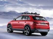 Audi Q3 Vail фото