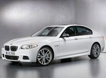 Фото BMW M550d 2012