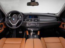 Фото салона BMW X6 (E71)